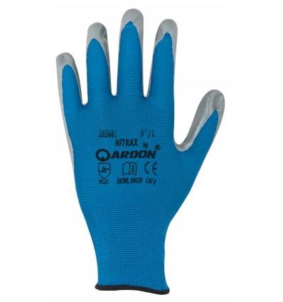 Γάντια από Νιτρίλιο (NITRAX)