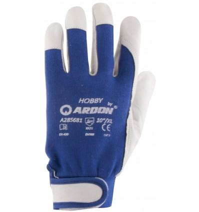 Γάντια δερματοπανινα (Hobby)
