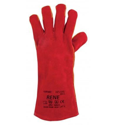 Γάντια δερματινα (Rene)