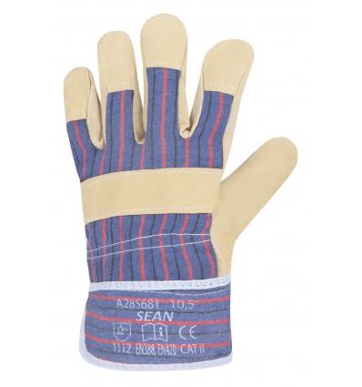 Γάντια δερματοπανινα (Sean)