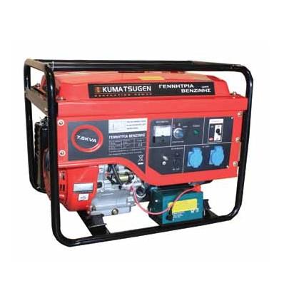 Γεννήτρια βενζίνης με AVR GB4000
